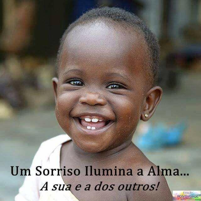 Sorriso de criança